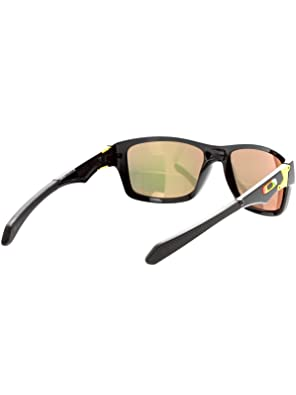 Oakley Valentino Rossi Jupiter Squared Sunglasses OO9135-11 Black