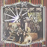 Welcome to the Freakshow [VINYL] Hinder