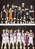 ハイキュー!! 烏野高校 VS 白鳥沢学園高校 Vol.1(初回生産限定版)(イベントチケット優先販売申込み券付き) [Blu-ray]