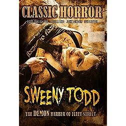 Sweeny Todd: Classic Horror