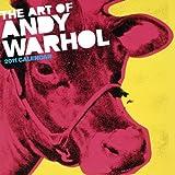 Art of Andy Warhol 2011 Wall Calendar