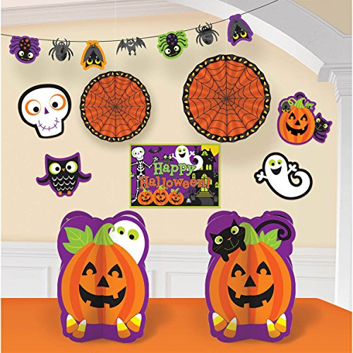 Halloween Room Decorating Kit front-907604