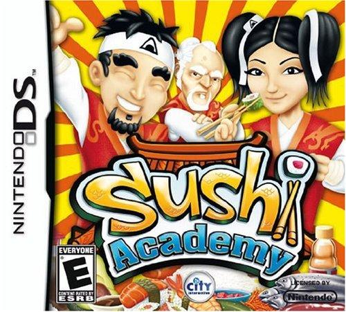 Sushi Academy - Nintendo DS - 1