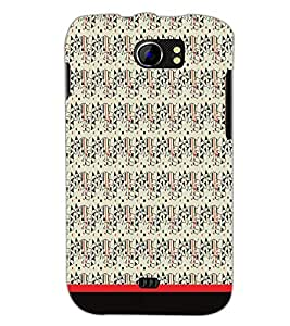 PrintDhaba Pattern D-1746 Back Case Cover for MICROMAX A110 CANVAS 2 (Multi-Coloured)