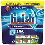 Finish Quantum Dishwasher Tablets - A...