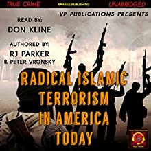 Radical Islamic Terrorism in America Today Audiobook by RJ Parker, Peter Vronsky Narrated by Don Kline
