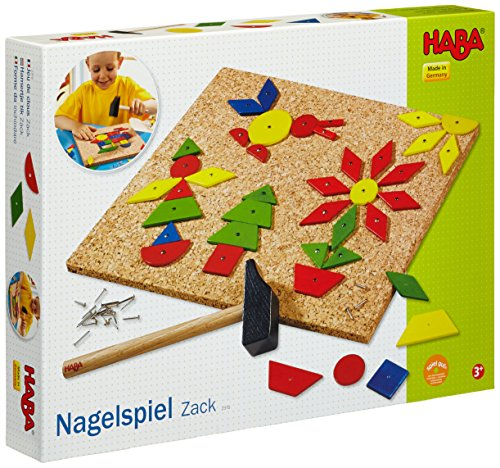 HABA Geo Shape Tack Zap (Large) - 1