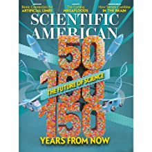 Scientific American, January 2013  by Scientific American Narrated by Mark Moran