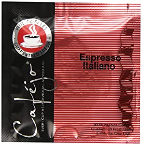 Cafejo Espresso Italiano Coffee Pods, 18-count box