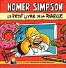 Homer Simpson : Le petit livre de la paresse par Groening