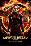 Hunger Games Mockingjay 1 24x36 Movie Poster