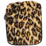 Hotties Microhottie Microwave Hot Water Bottle - Leopard Printby Microhottie