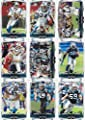Carolina Panthers 2014 Topps NFL Football Complete Regular Issue 14 Card Team Set Including Cam Newton, Luke Kuechly, Kelvin Benjamin Plus