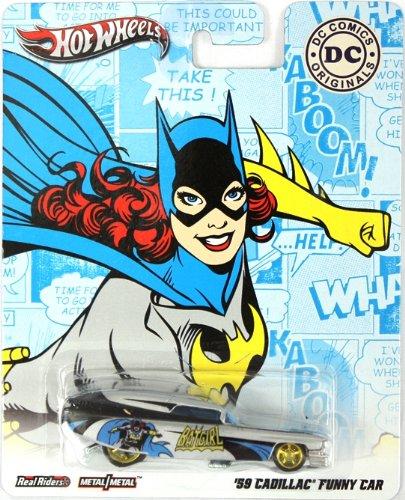 Hot Wheels DC Comics - Batgirl ('59 Cadillac Funny Car)