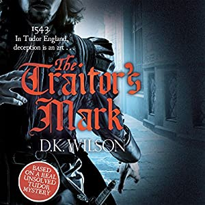 The Traitor's Mark Audiobook
