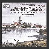Piano Sonatas 3 & 4
