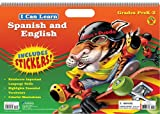 I Can Learn Spanish and English, Grades PreK-2 [With Sticker(s)] (Brighter Child I Can...)