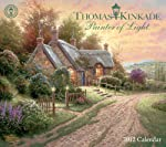 Thomas Kinkade Painter of Light: 2012 Wall Calendar