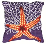 Cross stitch - Collection D'Art - White Starfish