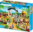 Playmobil - 4850 - Jeu de construction - Grand zoo