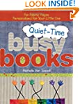 Quiet-Time Busy Books: Fun Fabric Pag...