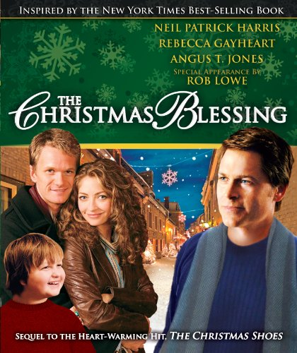 The Christmas Blessing [Blu-ray]