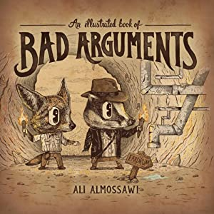 An Illustrated Book of Bad Arguments Audiobook
