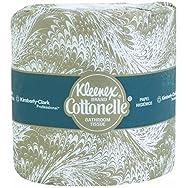 Kleenex Cottonelle Commercial 2-Ply Bathroom Tissue-2PLY KLEN COT TOL TISSUE