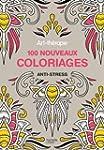 Art-th�rapie : 100 nouveaux coloriage...