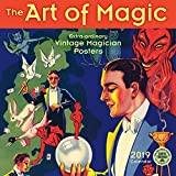 The Art of Magic 2019 Wall Calendar: Extraordinary Vintage Magician Posters