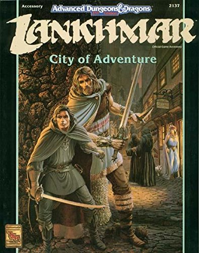 City of Lankhmar (Advanced Dungeons & Dragons, 2nd Edition : Official Game Accessory)