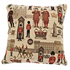 London Tapestry Cushion