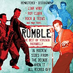 Rumble the Best of Virginia Rockabilly