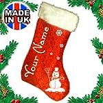 Personalised Christmas Stocking Custo...