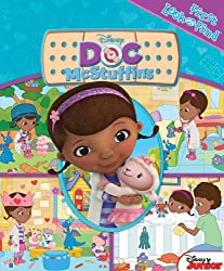 First Look and Find: Doc McStuffins