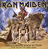 echange, troc Iron Maiden - Somewhere back in Time