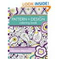 Pattern and Design Coloring Book: 2