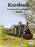 Kursbuch der Deutschen Museums-Eisenbahnen 2016