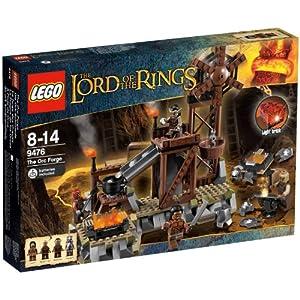 Lego Herr der Ringe 9476 - Die Ork - Schmiede