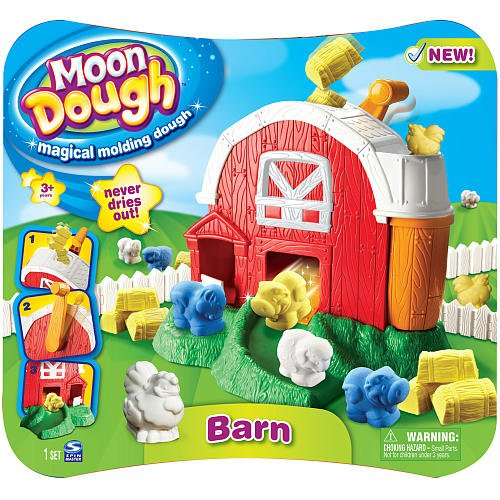 Moon Dough - Magic Barnyard