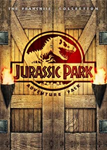 "Cover of ""Jurassic Park Adventure Pack (J..."