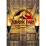 Jurassic Park Adventure Pack (Jurassic Park/ The Lost World: Jurassic Park/ Jurassic Park III) (Bilingual)by Sam Neill
