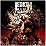 "Descent Into Chaos (Ltd Deluxe Edition)von ""Legion of the Damned"""