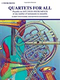 img - for Quartets for All: C Instruments book / textbook / text book