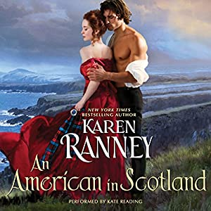 An American in Scotland Audiobook
