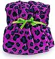 Vera Bradley Throw Blanket (Leopard Spots)