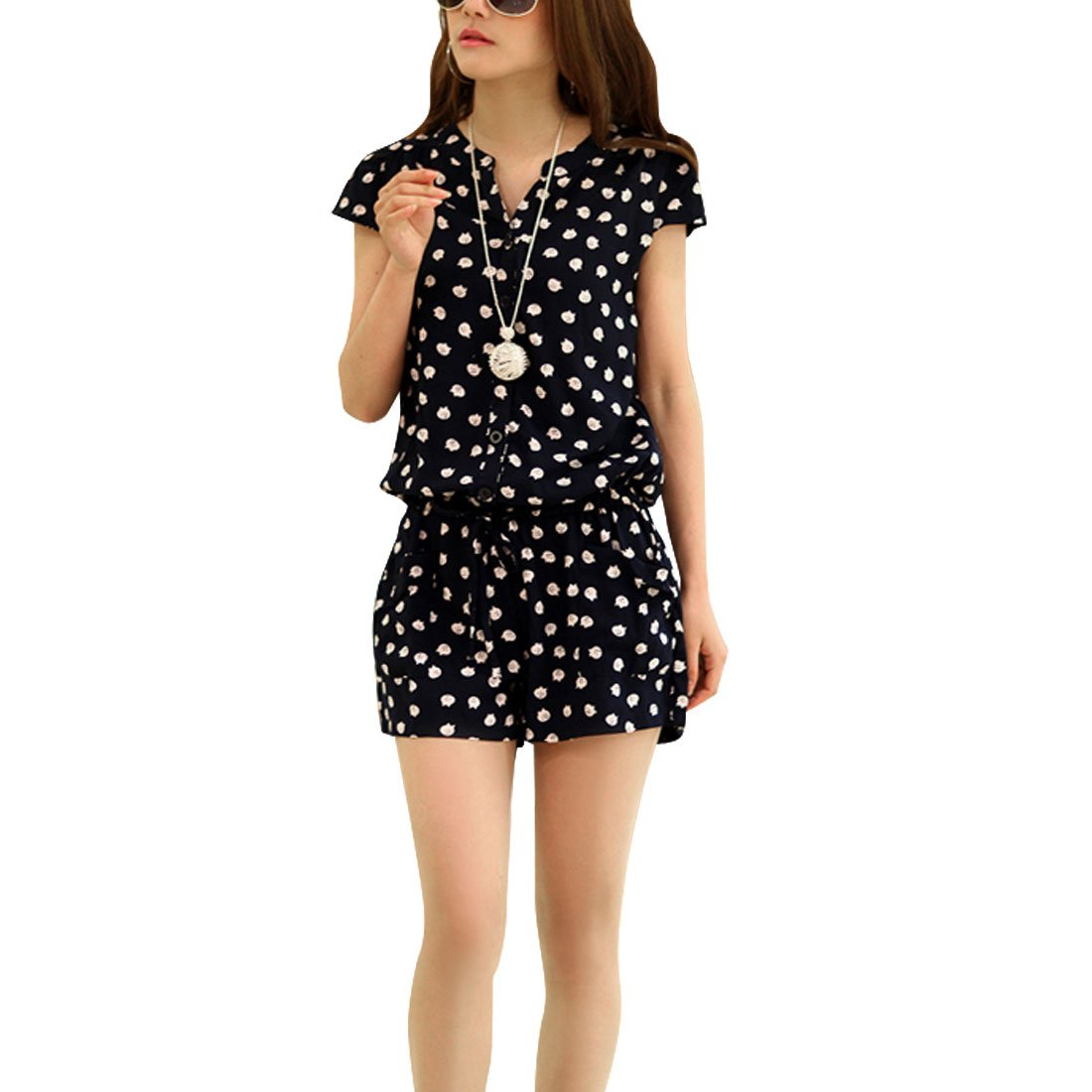 Our adorable women's cheap rompers are fabulous additions to your wardrobe. Our women's cute sexy rompers are a unique alternative to the conventional formal style of dressing.
