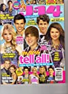 J-14 Magazine (Mom's tell all, May June 2010)