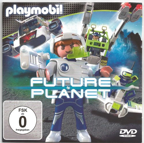 PLAYMOBIL® Future Planet Promotion-DVD * RAR *-