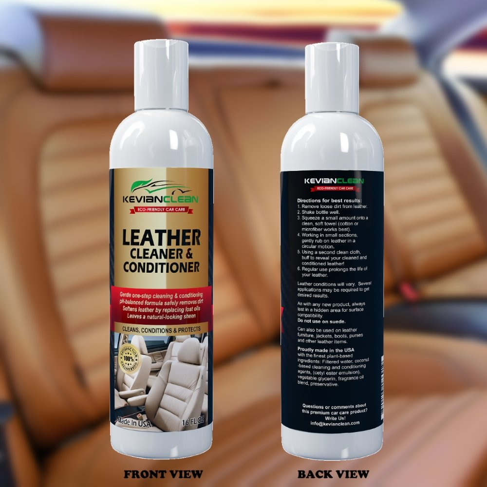 Best Ways to Clean Your Car Seats